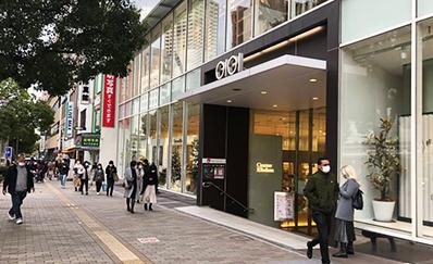 三宮駅(阪急)からのアクセス