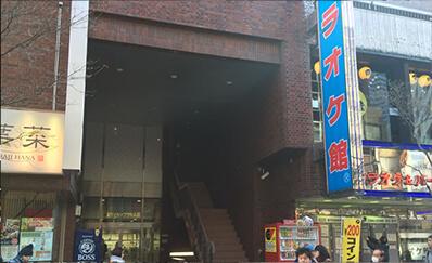 新宿3丁目駅からのアクセス