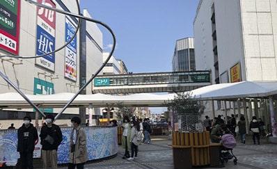 町田駅(JR横浜線)からのアクセス