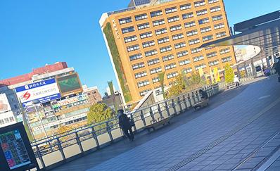 岐阜駅(JR)からのアクセス