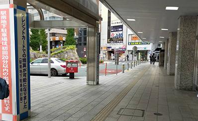 浜松駅からのアクセス