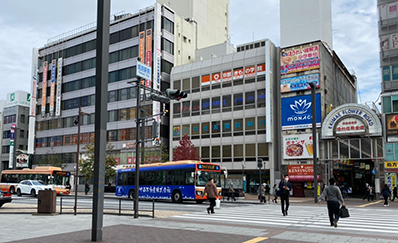 山陽姫路駅からのアクセス