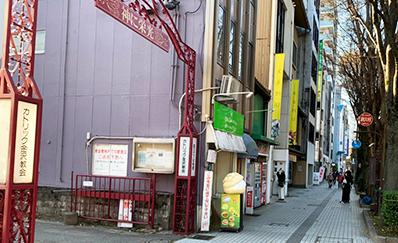 金沢市役所からのアクセス