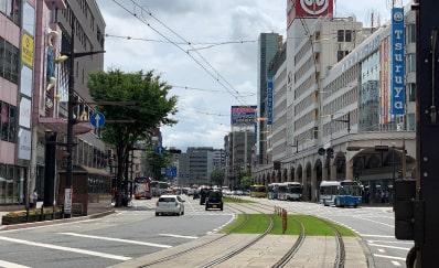 通町筋駅からのアクセス