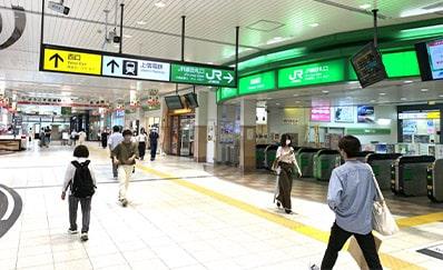 高崎駅からのアクセス
