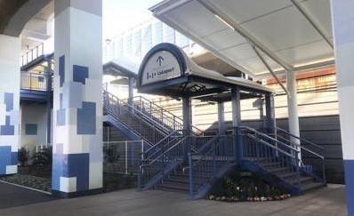 南船橋駅からのアクセス