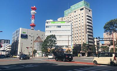 宮崎駅からのアクセス