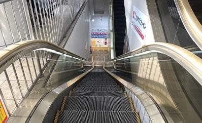 瓦町駅からのアクセス