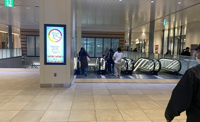 千葉駅からのアクセス
