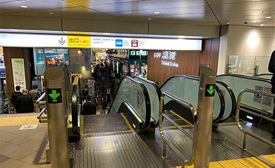 吉祥寺駅からのアクセス