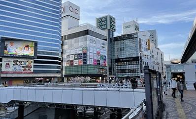 大宮駅からのアクセス