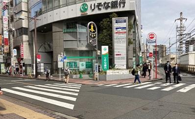 町田駅(JR)からのアクセス
