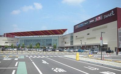 伊勢崎駅からのアクセス