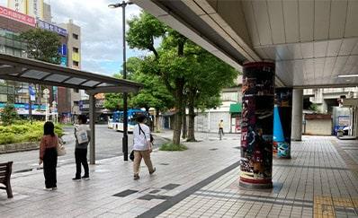 武蔵小杉駅(JR)のアクセス
