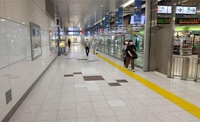 熊谷駅からのアクセス