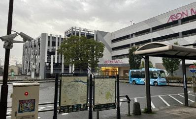 緒川駅(JR武豊線)東口からのアクセス