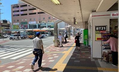 沼津駅からのアクセス